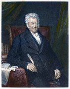 Sideburns Framed Prints - Thomas Clarkson (1760-1846) Framed Print by Granger