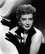Opera Gloves Metal Prints - Thunder In The East, Deborah Kerr, 1952 Metal Print by Everett