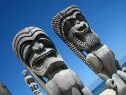 Brian Governale Metal Prints - Tiki Gods Metal Print by Brian Governale