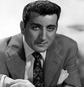 Crooner Photos - Tony Bennett, C. 1952 by Everett