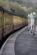 Standards Prints - Train Station, Grosmont, North Print by John Short