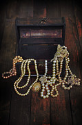 Necklace Photos - Treasure Chest by Joana Kruse