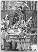 Trial Art - Trial Of Weights, 1497 by Granger
