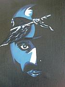 Change Paintings - Tupac by James Dolan