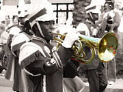 Marching Band Photos - Tusk by William Fields