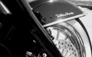 Sportster Photos - Ultra Classic by Kevin D Davis