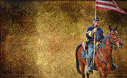 Alan Crosthwaite - Union Cavalry