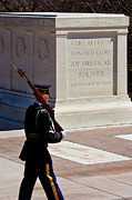 Bravery Photo Prints - Unknown Soldier Print by Brian Jannsen