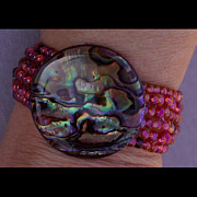 Organic Jewelry - Untitled by Allie Hafez