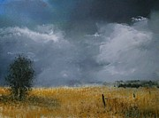 Cornfield Paintings - Untitled by Andy Davis