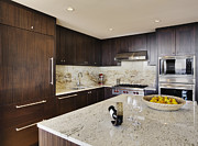 Diy Photos - Upscale Kitchen Interior by Andersen Ross