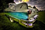 Antique Automobiles Photos - V Eight by Jerry Golab