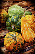 Vegetable Print by Angela Doelling AD DESIGN Photo and PhotoArt
