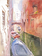 Venice 1 Print by Milind Mulick