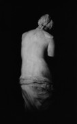 Sculptures Posters - Venus de Milo Poster by Greek School