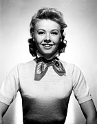 Perky Prints - Vera-ellen, Ca. Early 1950s Print by Everett