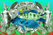 Pisces Digital Art - Vernal Equinox by Rosalyn Stevenson