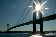 Mark Gilman - Verrazano Bridge Starburst