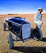 El Mirage Art - Vic Edelbrock Sr. by Ruben Duran