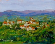 Liliane Fournier - Village