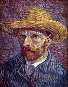 Vincent Van Gogh Print by Granger