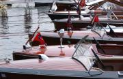 Vintage Boat Photos - Vintage Boats by Neil Zimmerman