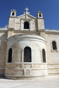 Orthodox Photo Originals - Virgin Mary Church in Beit Jala by Munir Alawi