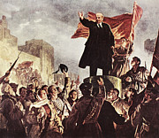 Dictator Photos - Vladimir Lenin (1870-1924) by Granger