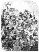 Bayonet Prints - War Of Spanish Succession Print by Granger