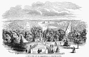 Washington, D.c., 1853 Print by Granger