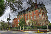 Palmetto Photos - Wentworth Mansion  by Drew Castelhano