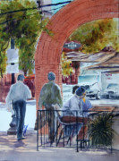 Ron Stephens - West End Arch at Ross