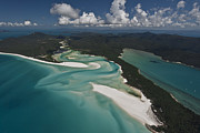 Whitsunday Photos - Whitehaven Beach by Juergen Freund