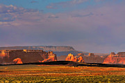 Southwestern Photo Originals - Wide-open spaces - Page Arizona by Christine Till