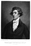 Beckford Framed Prints - William Beckford (1760-1844) Framed Print by Granger