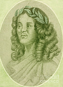 D.w Prints - William Davenant, English Poet Laureate Print by Photo Researchers