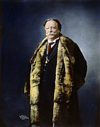 Taft Posters - William H Taft (1857-1930) Poster by Granger