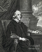 History Of Science Prints - William Harvey, English Physician Print by Science Source