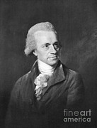 Knighted Metal Prints - William Herschel, German-british Metal Print by Science Source
