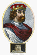 William Ii Prints - William Ii (1056-1100) Print by Granger