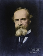 Principles Framed Prints - William James, American Psychologist Framed Print by Science Source