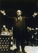 Destiny Prints - William Jennings Bryan, During 1908 Print by Everett