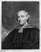 Clergyman Framed Prints - William Smith (1727-1803) Framed Print by Granger