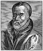 Martyr Metal Prints - William Tyndale Metal Print by Granger