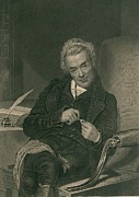 Slavery Metal Prints - William Wilberforce 1859-1833 British Metal Print by Everett