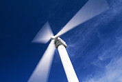Efficiency Posters - Wind Turbine Poster by Jeremy Walker