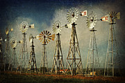 Terry Hollensworth-Rutledge - Windmill Soldiers