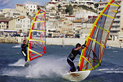 Surf Lifestyle Photos - Windsurfing by Alexis Rosenfeld