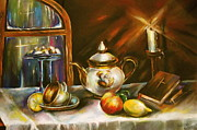 Food And Drink Originals - Winter by Khatuna Buzzell