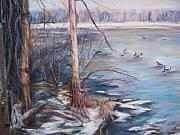 Joan Wulff - Winter Swamp